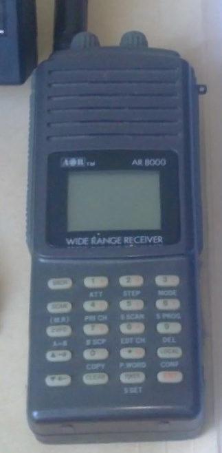 Reparacion scaner de radio
