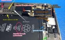 Reparación de bateria de iPhone en Las Palmas, servicio técnico reparación de móviles Apple