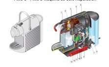 circuito interno de nespresso pifie reparación